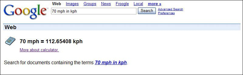 How to calculate miles per hour to kilometers