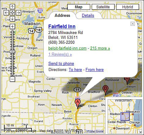 Using Google Maps on Your Cell Phone on google maps overview, google maps thumbnail, google maps map, google maps green pin, google maps menu, google maps zoom in,